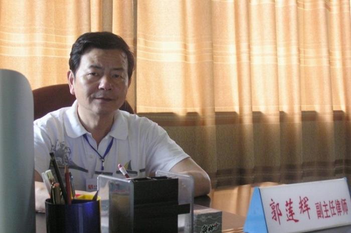 Известный китайский адвокат поддерживает Фалуньгун
