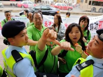 161 Hong Kong Association 1212 03 - Уничтожение демократии в Гонконге