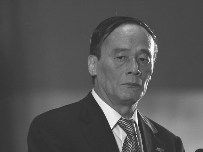 161 Wang Qishan 121212 - Ван Цишань возглавит антикоррупционную кампанию