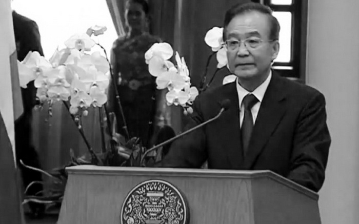 161 Wen Jiabao 2 700 - Китайский премьер с сожалением покидает сцену