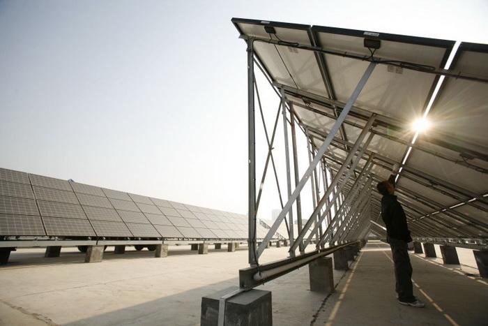 161 Xining - Солнечные батареи из Китая привели к торговой войне