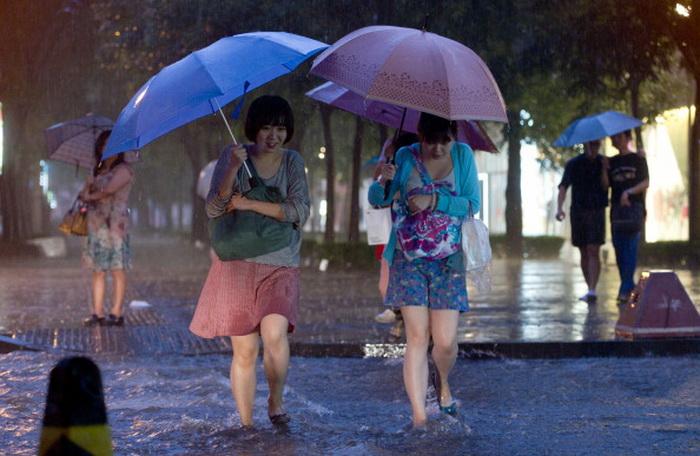 Пекинское наводнение не вдохновляет на пожертвования