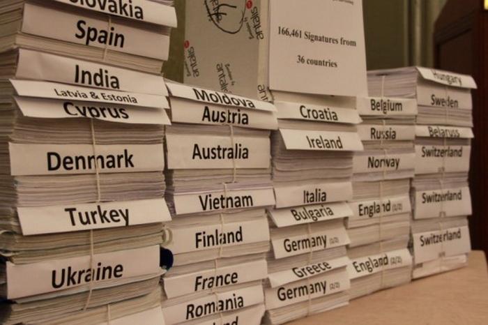 В ООН доставлены 166 461 подпись под петицией против извлечения органов в Китае