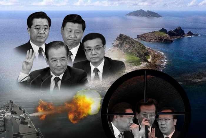 Китайские лидеры взяли последний бастион Цзяна