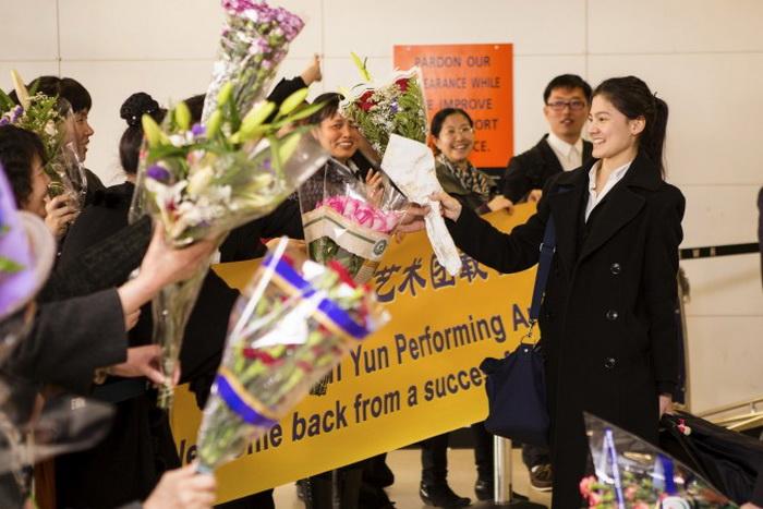 Билеты на представление Shen Yun распроданы в Нью-Йорке