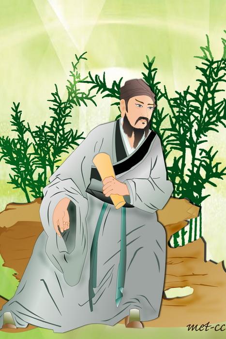 Ван Вэй — «поэт Будды»