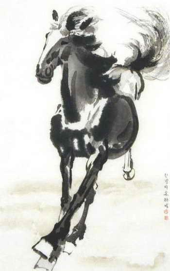 Как Сунь Ян нашёл «лошадь тысячи миль»