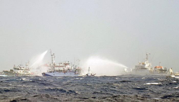 Растущие военные  амбиции китайского режима угрожают  региону