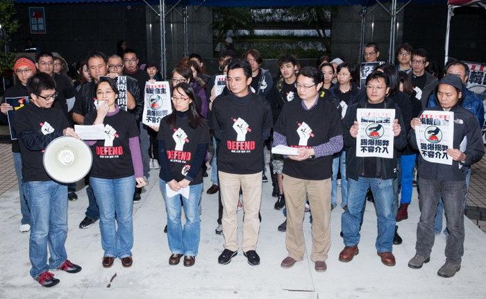 Тайвань может утратить свободу прессы