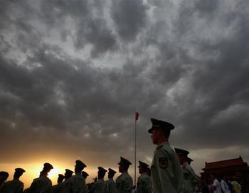 Политико-юридическая Комиссия в Китае теряет свою влиятельность