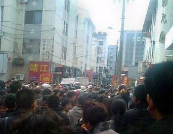 Информационный вакуум о последствиях нападения на детский сад в Китае