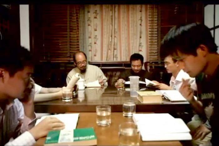 Луч надежды в конфуцианском книжном клубе