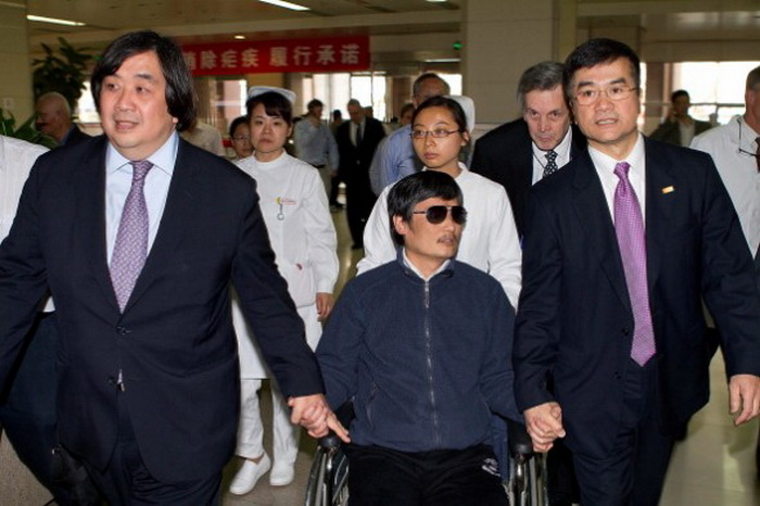 197 2105 chen guangcheng - Племяннику Чэнь Гуанчэна отказывают в надлежащей правовой процедуре