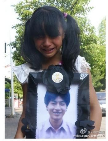 Китай. Отца 10-летней девочки избили до смерти в полицейском участке