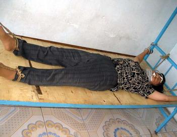 Неизвестный Китай: три вида пыток на «кровати мертвеца»