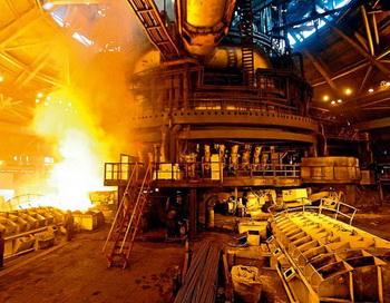 92 Vzriv 350  - В Китае в одном из цехов сталелитейного завода прогремел взрыв: погибли 13 человек