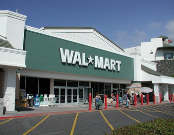 В Китае гигант розничной торговли США Wal-Mart захватывает интернет-рынок