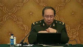 115 jinyinan - Китайский генерал обсуждает проблему шпионажа