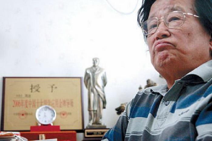 126 11 04 13 POSS - Патриотическая речь китайского чиновника в США разрушила его карьеру