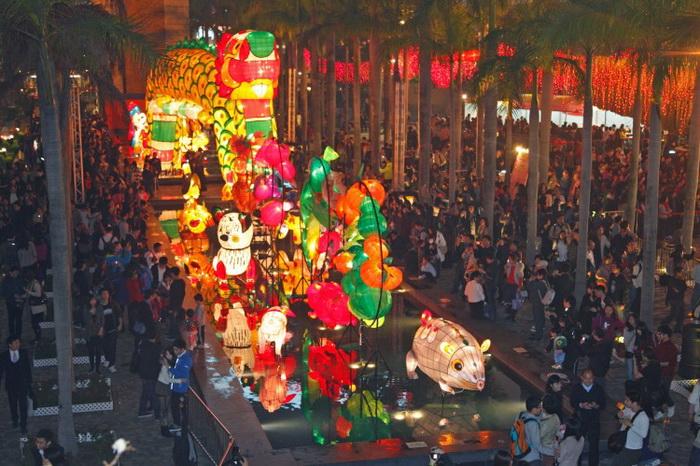 Китайский Фестиваль фонарей – Юань Сяо Цзе