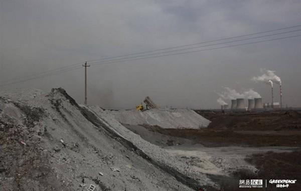 Угольные бури в Китае опаснее песчаных