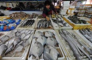 Рыба в Китае выращивается на антибиотиках