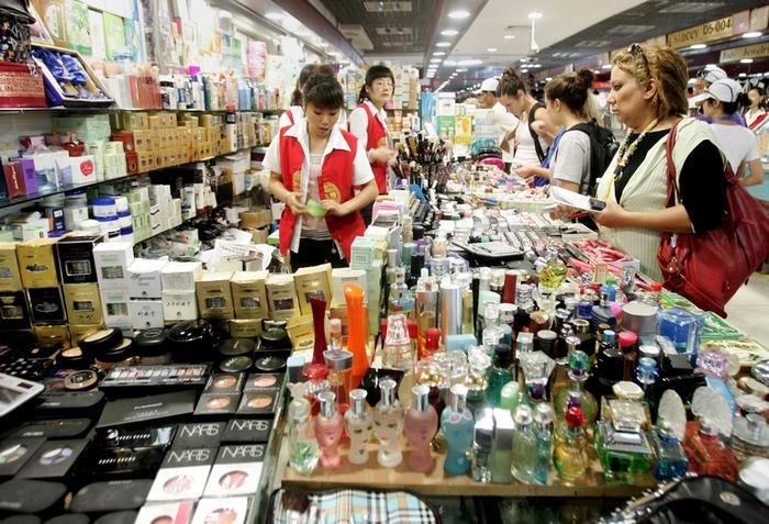 Содержание ртути в китайской косметике в десятки тысяч раз превышает нормы
