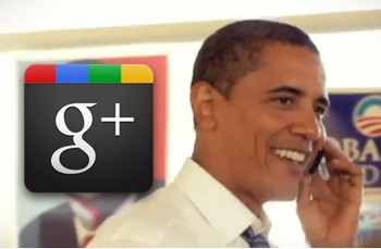 Китайцы жалуются Обаме на сайте Google+