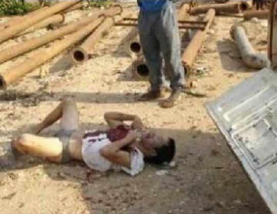 142 gana1 - Китайцы обвинили чиновников в нежелании помогать избитым в Гане соотечественникам