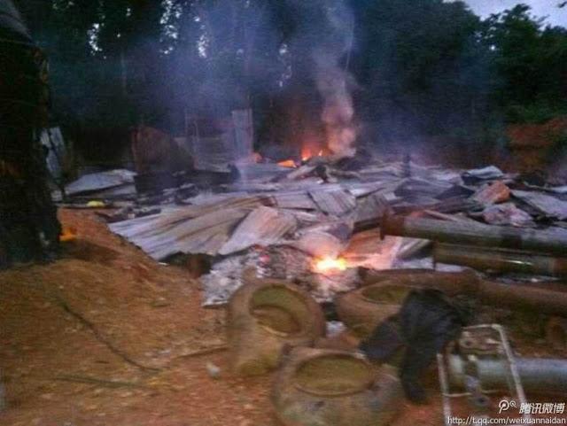 142 gana5 - Китайцы обвинили чиновников в нежелании помогать избитым в Гане соотечественникам