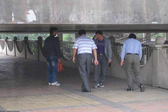 142 most - В Китае построили антисоциальный мост