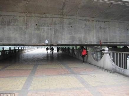 142 most2 - В Китае построили антисоциальный мост