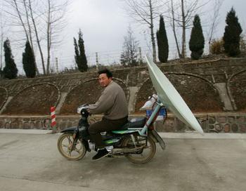 Вещание независимых телепередач в Китай может прекратиться