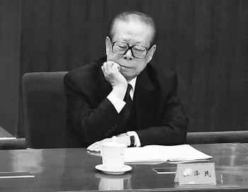 163 2803 JIANG - Бывший лидер коммунистического режима Китая Цзян Цзэминь, вероятно, находится в вегетативном состоянии