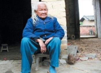 """В Китае бабушка ожила через 6 дней после """"смерти"""""""