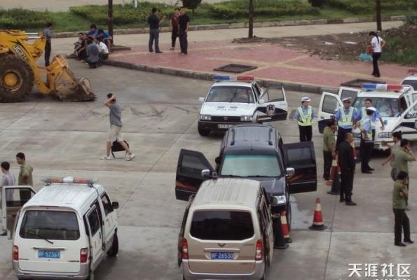191 changlin 6 - Насильственный отъем земли в деревне Чанлинь на юго-востоке Китая
