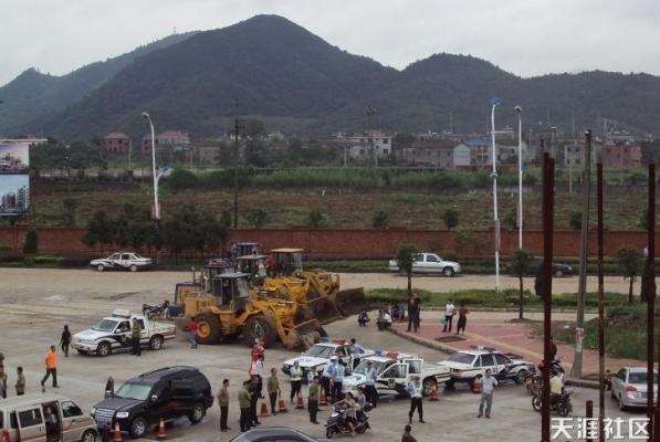 191 changlin 7 - Насильственный отъем земли в деревне Чанлинь на юго-востоке Китая