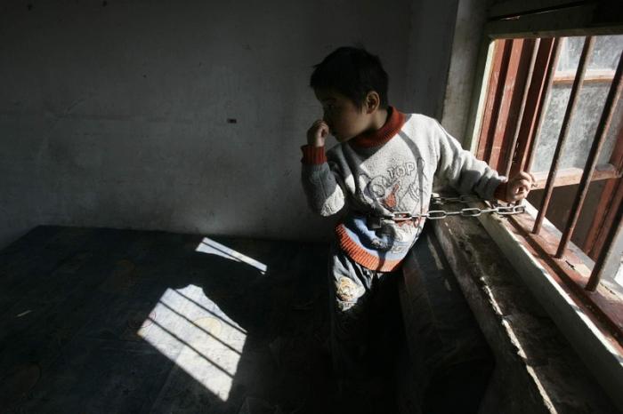 191 haizi - В Китае 20 миллионов детей страдают синдромом дефицита внимания и гиперактивности