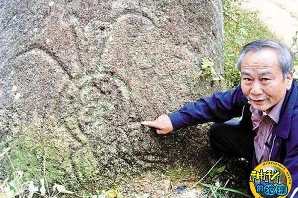 191 hua 2 - В провинции Гуандун обнаружили наскальные рисунки каменного века