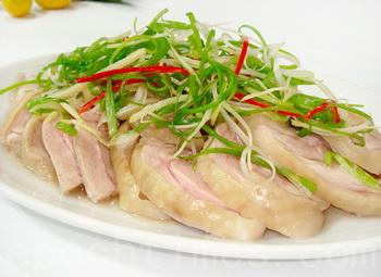 191 jirou - Куриное филе на пару —  к новогоднему столу