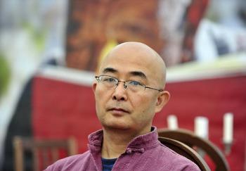 191 liaoyiwu - Ляо Иу: «Рассказать об истинном Китае - моя миссия»