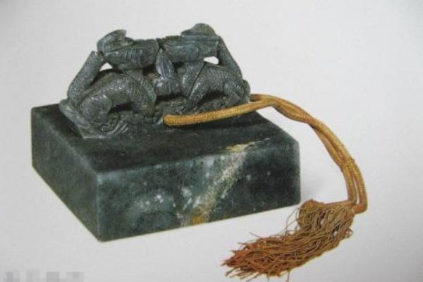 Реликвии династии Цин: 25 императорских печатей из яшмы