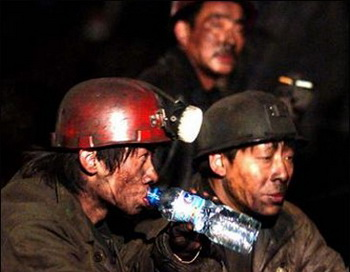 На угольной шахте в северном Китае погибли 11 горняков