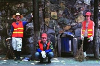 Фотоальбом «Китай 2050 года» — иностранные рабочие-мигранты в Китае