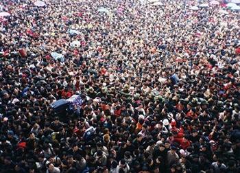 Чего боятся молодые китайцы во время новогодних праздников