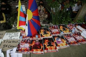 Положение тибетцев в Китае ухудшается