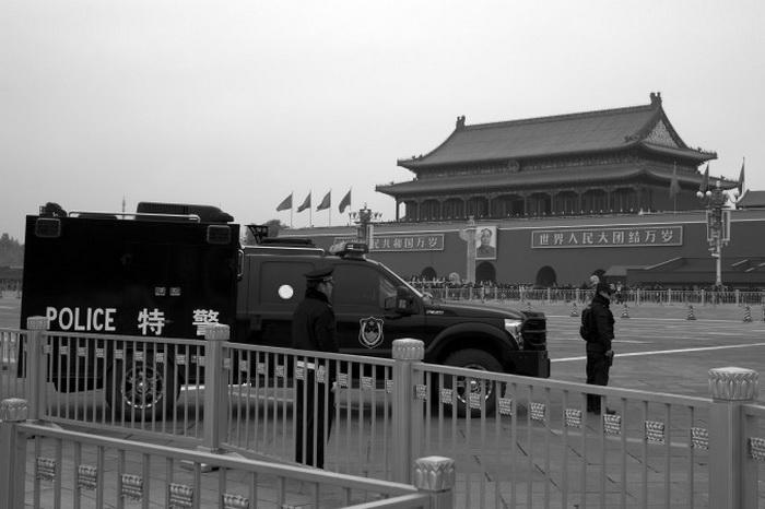 Китай создал свой КГБ