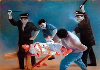 163 GangRape big medium02 - Сексуальное насилие в китайском исправительно-трудовом лагере