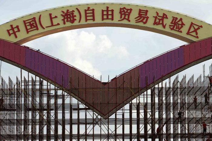 163 chanxai china - Добьётся ли зона свободной торговли в Шанхае успеха?
