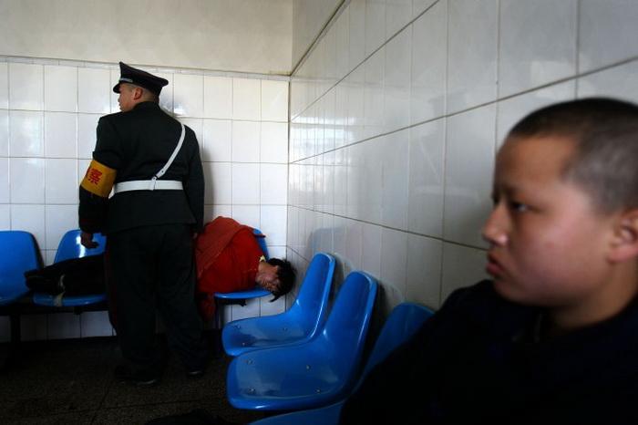 163 mental hospital china - Новый закон не изменил ситуацию в китайской психиатрии